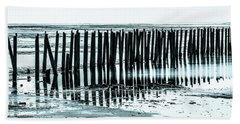 The Old Docks Beach Towel