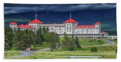 The Omni Mount Washington Resort 3 Beach Sheet