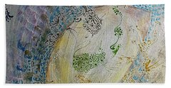 The Other Dragon Beach Towel