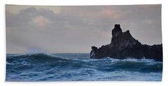 The Pacific Ocean Beach Sheet
