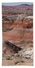 The Painted Desert  8024 Beach Towel