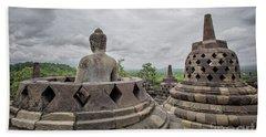 The Path Of The Buddha #5 Beach Towel
