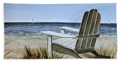 The Pelican Beach Towel