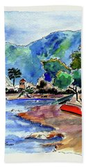 The Peloponnese Beach Sheet