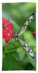 The Perfect Butterfly Land Beach Sheet