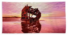 Peter Iredale Fantasy Beach Sheet