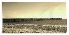 The Pier Beach Towel