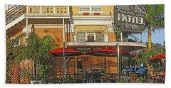 The Ponce De Leon Hotel Beach Sheet