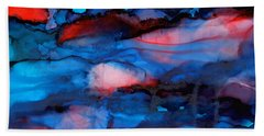 The Potential Within - Horizontal Beach Towel