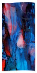 The Potential Within - Vertical Beach Towel