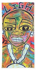 The Rappers Delight  Beach Towel