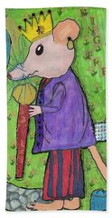 The Rat King Beach Towel
