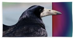 The Raven Beach Towel