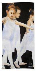 The Recital Beach Towel