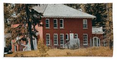 The Red Brick House Beach Sheet