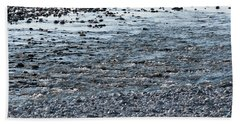 Beach Towel featuring the photograph The River Of Youth by Helga Novelli