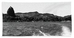 The Rock Of Guatape Beach Sheet