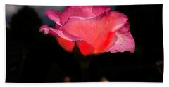 The Rose 2 Beach Towel