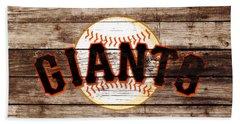 The San Francisco Giants 3e   Beach Sheet
