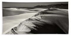 The Sands Of Time Beach Towel