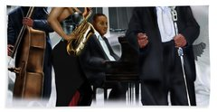 The Saxophone And The Lady Beach Sheet