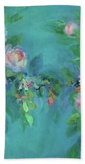 The Search For Beauty Beach Towel by Mary Wolf