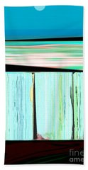 The Seawalls No. 1 Sunrise Beach Towel