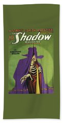 The Shadow The Creeping Death Beach Towel