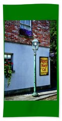 The Shops At Bunratty Castle Beach Towel