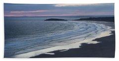 The Silver Sea Beach Sheet
