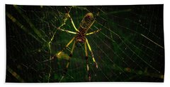 The Spider Beach Towel