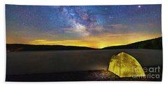 Stellar Camp Beach Sheet