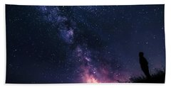 The Stargazer Beach Towel