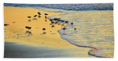 The Sun Is Shining And So Are You Beach Towel