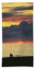 The Sundowners Beach Towel
