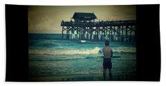 The Surfer Beach Towel