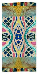 The Swimming Competition Beach Towel by Wbk