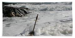 The Sword 2 Beach Towel