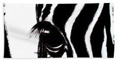 The Three Musketeers - Zebra Beach Sheet