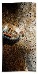 The Tide And Its Takers Beach Towel