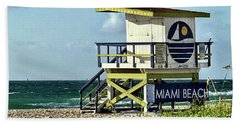 The Tower Beach Sheet