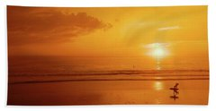 The Turning Tide Beach Towel