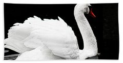The Ugly Duckling Beach Towel