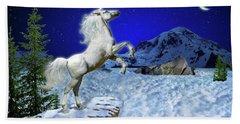 The Ultimate Return Of Unicorn  Beach Sheet