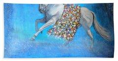 The Unicorn Beach Towel