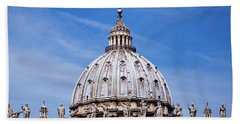 The Vatican Beach Sheet by Nick  Shirghio