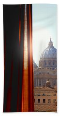 The Vatican Beach Towel