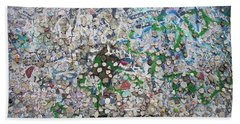 The Wall #3 Beach Sheet