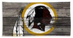 The Washington Redskins 3e Beach Towel