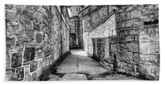 The Watch Tower Eastern State Penitentiary Beach Towel